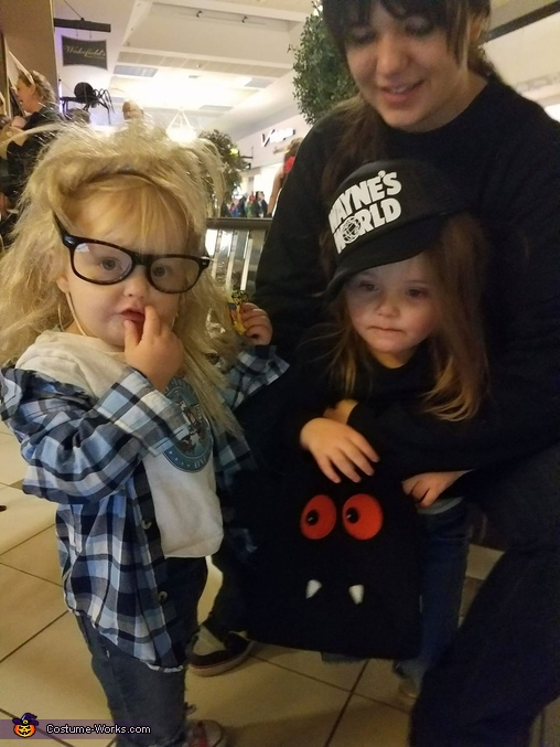 Wayne and Garth from Wayne's World, Wayne's World Costume