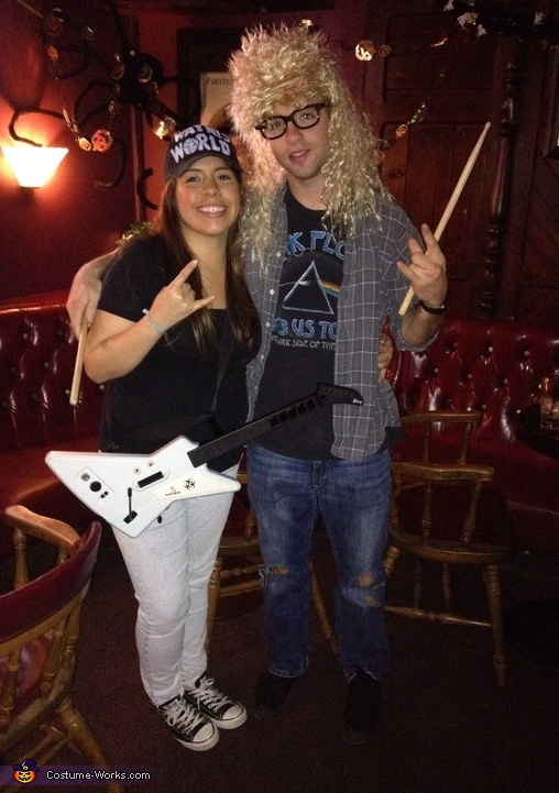 Wayne's World Costume