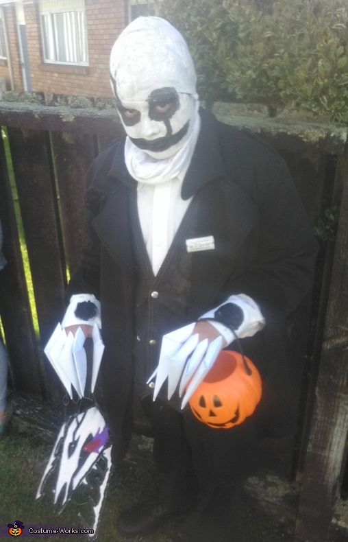 W.D. Gastor Costume
