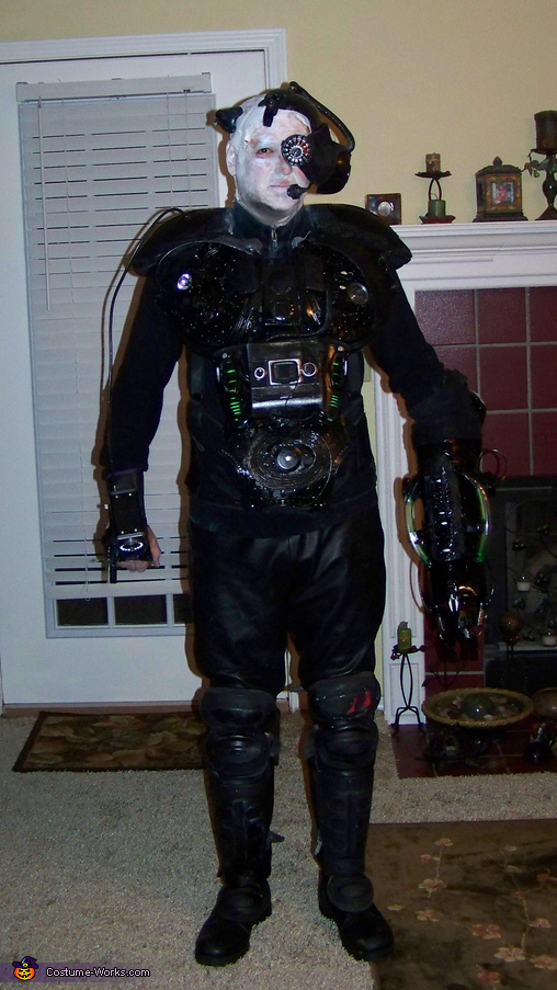 """We Are The Borg"" Costume"
