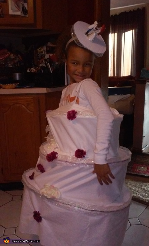 Wedding Cake Costume