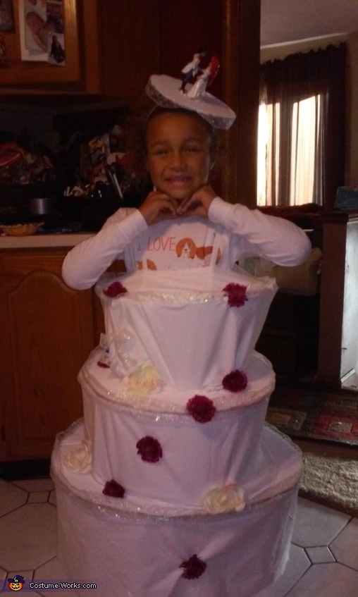 dessert, Wedding Cake Costume
