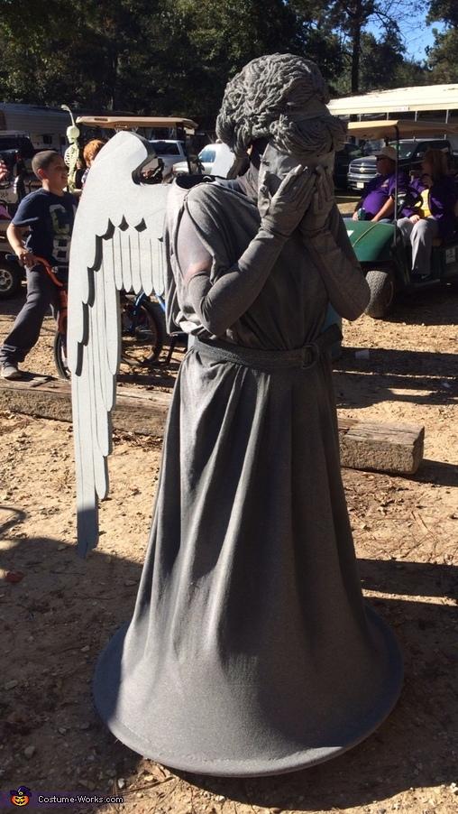 Weeping Angel Adult Costume