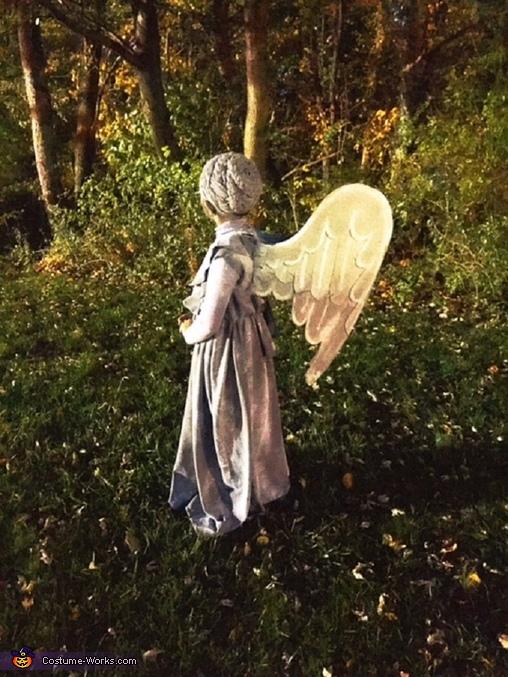Weeping Angel-3, Weeping Angel Costume