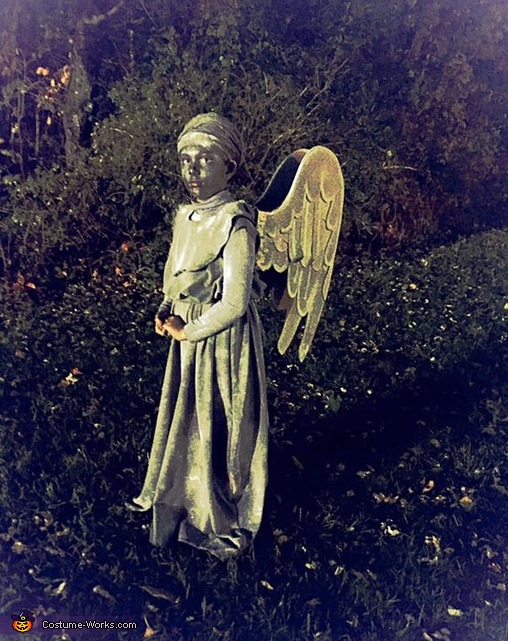 Weeping Angel-5, Weeping Angel Costume