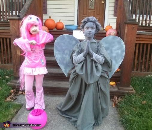 Dormant Angel 2, Weeping Angel Costume