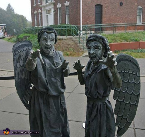 Weeping Angels Costume