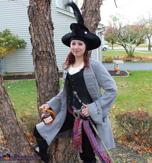 Wench Pirate Costume