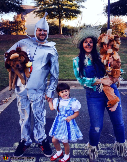 We're off to see the Wizard Costume