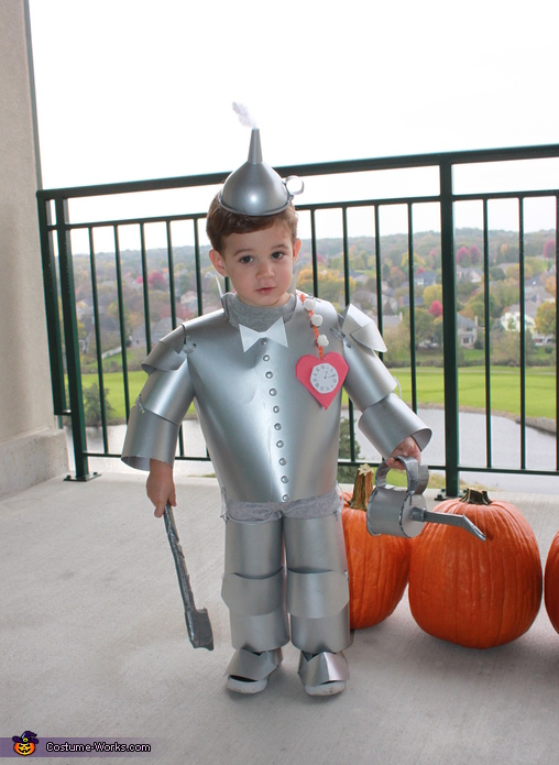 Tin Man, We're off to see the Wizard Costume
