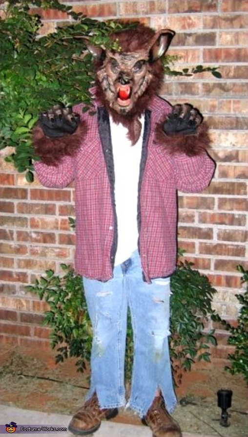 Werewolf - Homemade costumes for men