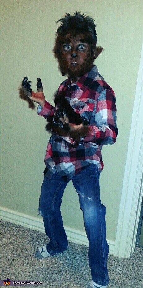Werewolf Costume for B...