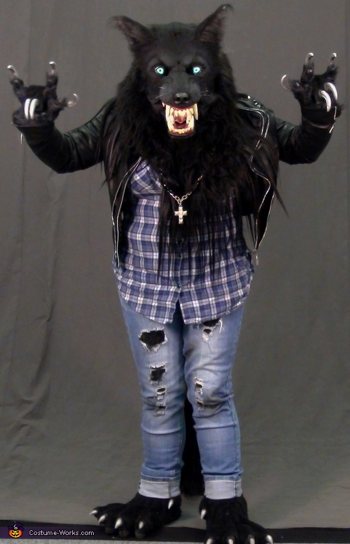 Rock on!, Werewolf Costume