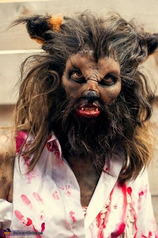 2, Werewolf Costume
