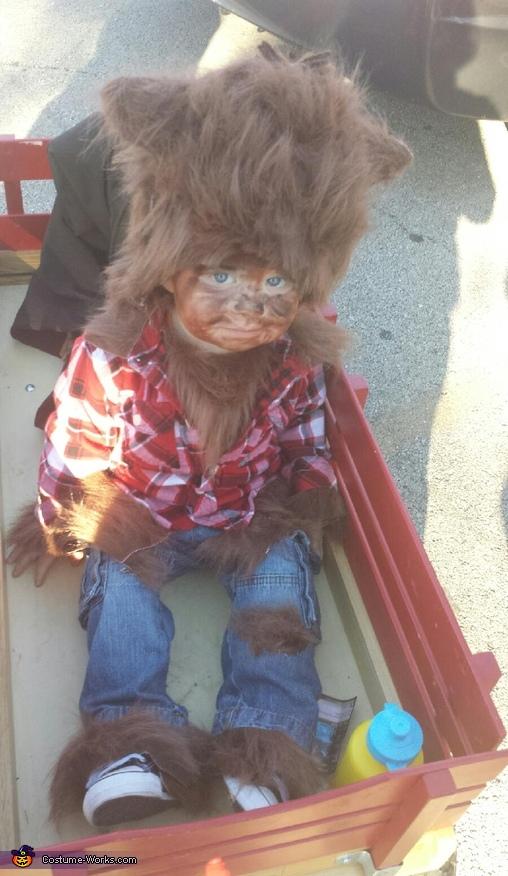 Werewolf Baby Costume