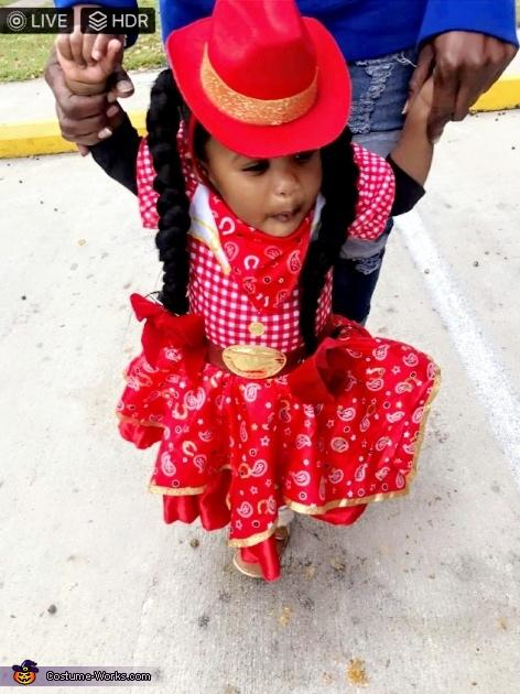 Western Doll Costume
