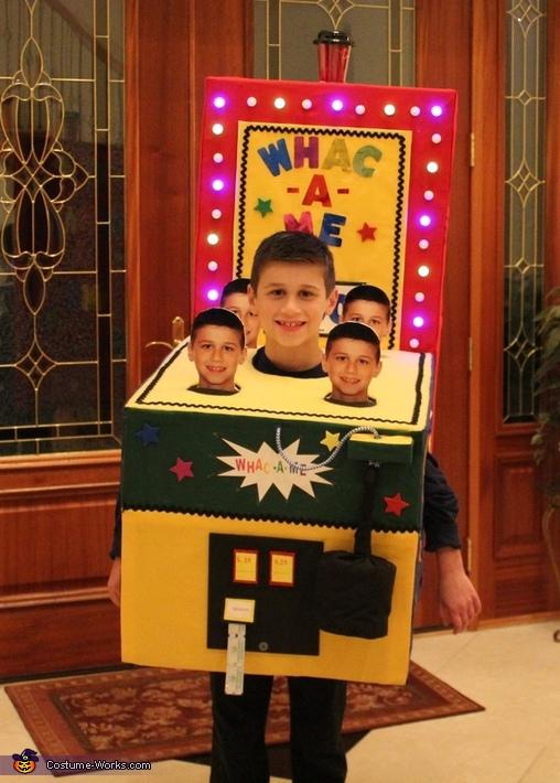 Whac -A- Me Costume