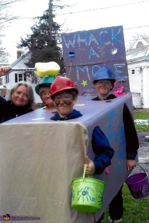 Whack-a-Mole Costume