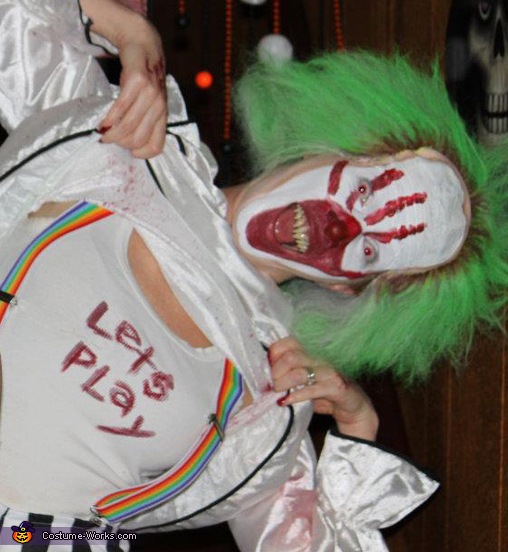 Birthday's are my favorite!, What a Couple of Clowns Costume