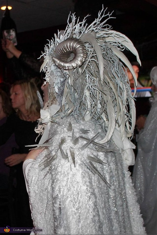 Headpiece, When Hell Freezes Over Costume