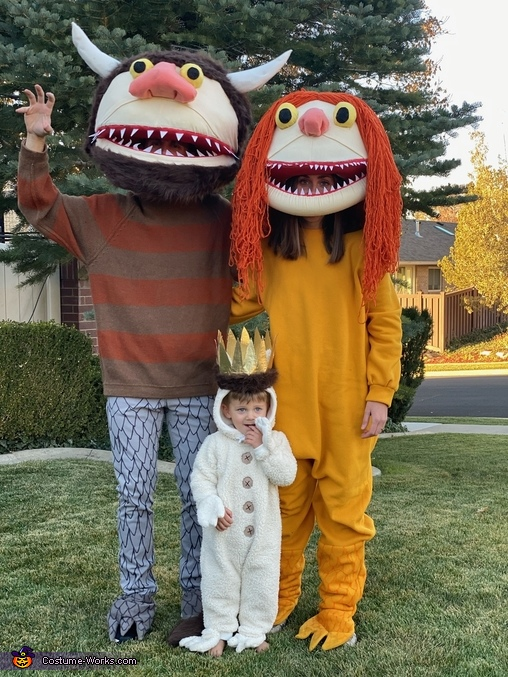 Let the wild rumpus start, Where the Wild Things Are Costume