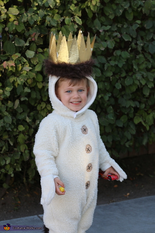 Max, Where the Wild Things Are Costume