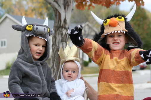 Where the Wild Things Are Costumes