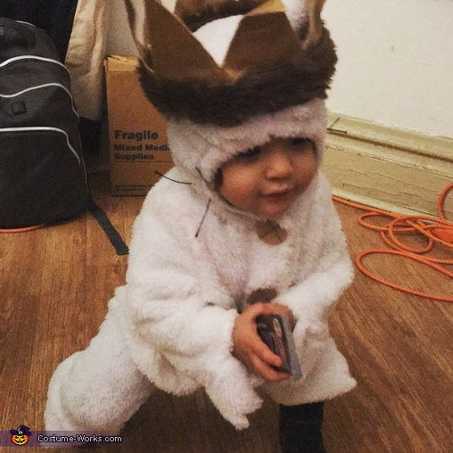 Queen Maxine, Where the Wild Things Are Costume