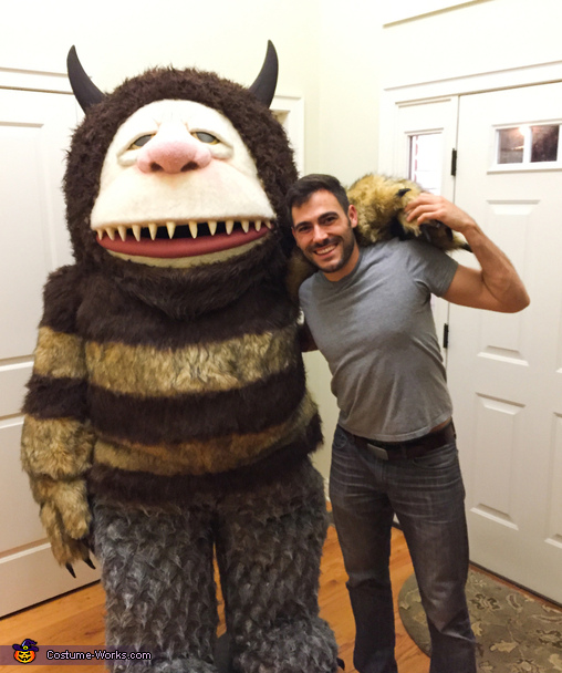 Carol and I, Where the Wild Things Are Carol Costume