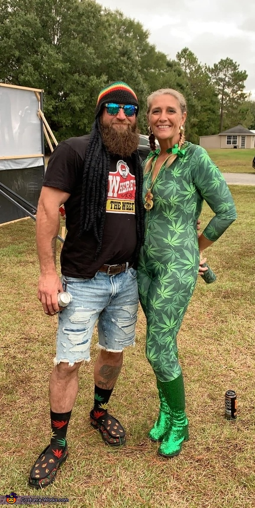 Where's the Weed Costume