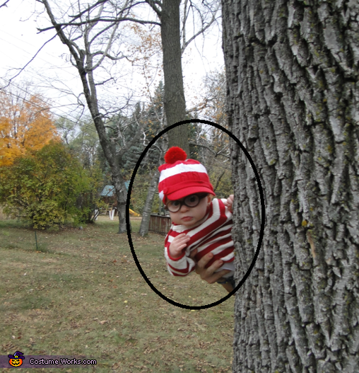 """Where's Waldo"" Costume"