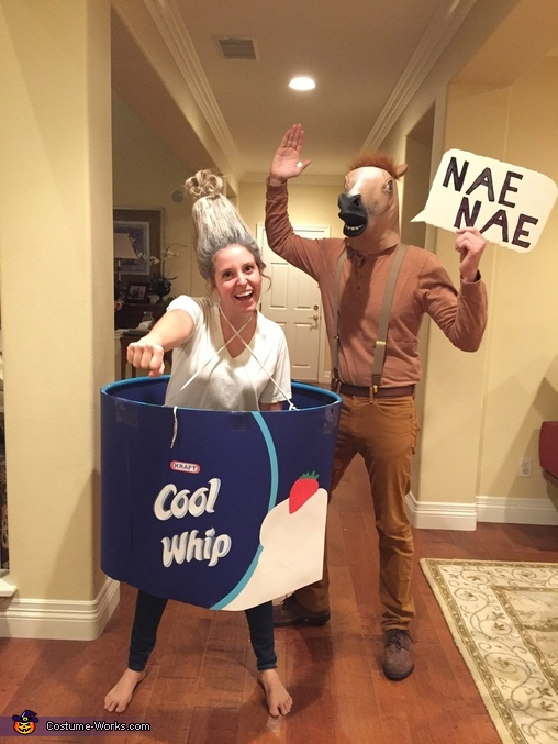Thanks Silento, Whip and Nae Nae Costume