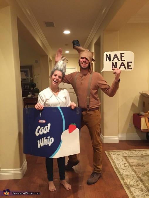 US!, Whip and Nae Nae Costume