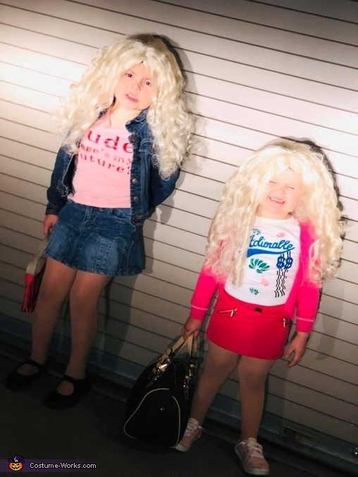 White Chicks Costume