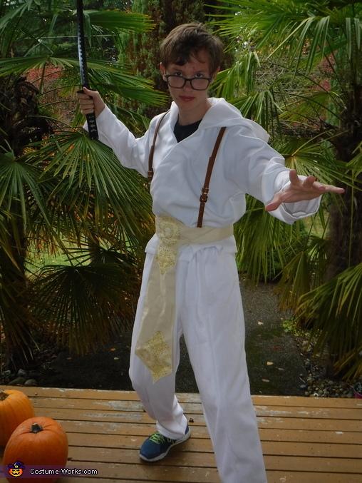 Sandmaster Costume