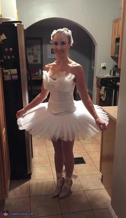White Swan Costume