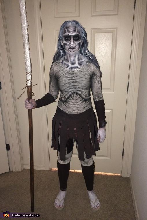 White Walker Costume
