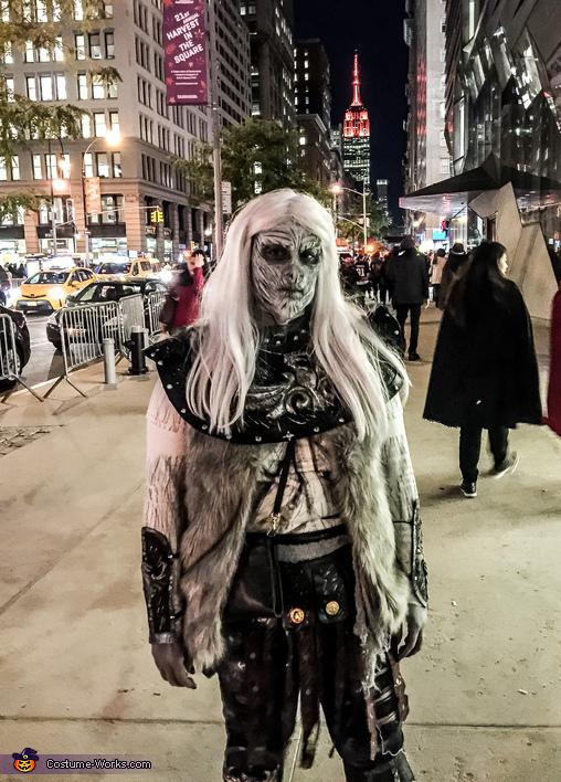 Whitewalker Costume