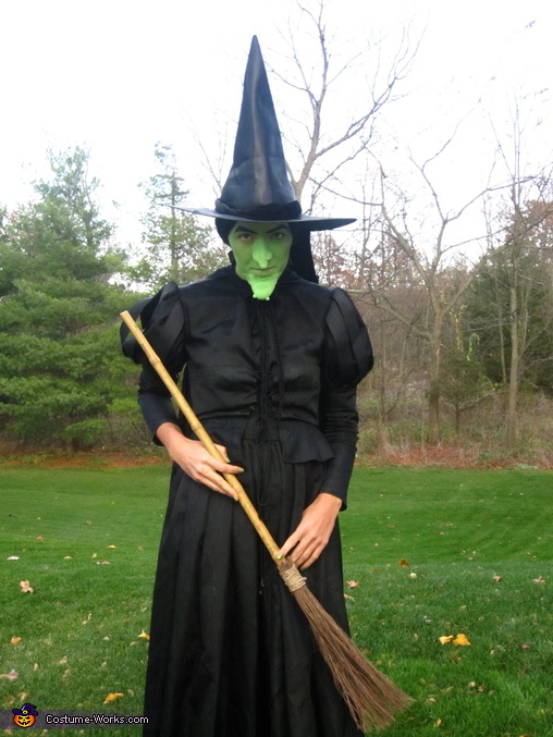 Wicked Witch of the West - Homemade costumes for couples