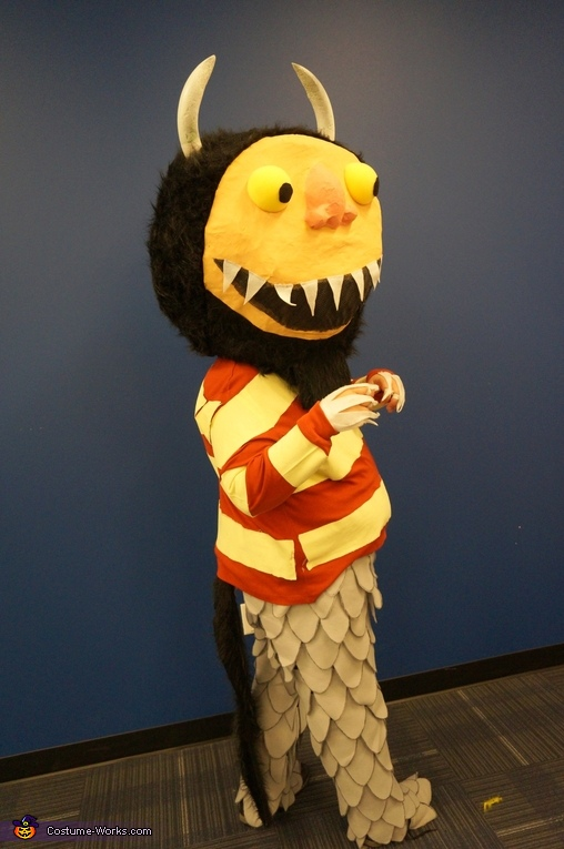 Where the Wild Things Are, Wild Thing Costume