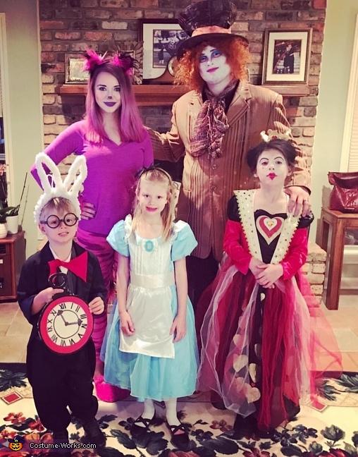 Wild's Wonderland Costume