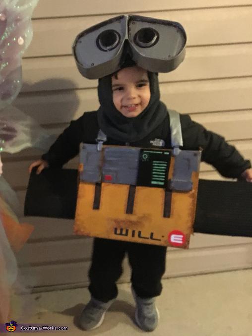 WILL-E Costume