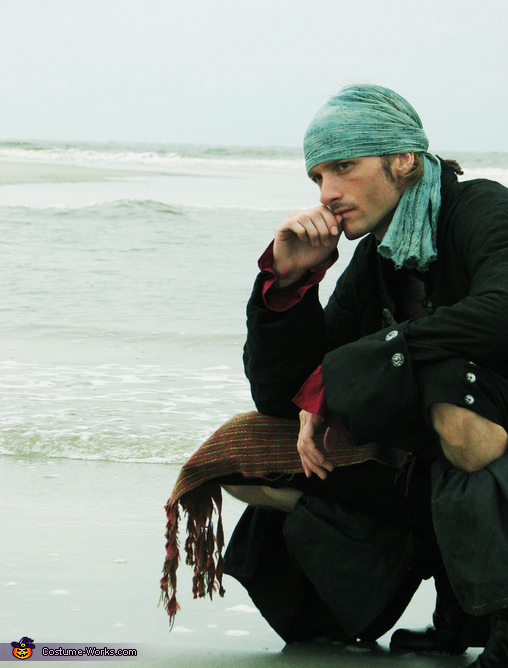 Will Turner Pirates of the Carribean Costume
