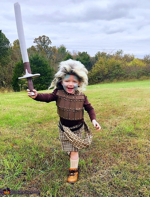 William Wallace - Braveheart Costume