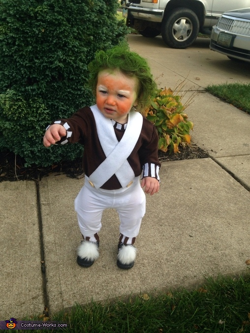 Oompa Loompa, Willy Wonka and Oompa Loompa Costumes