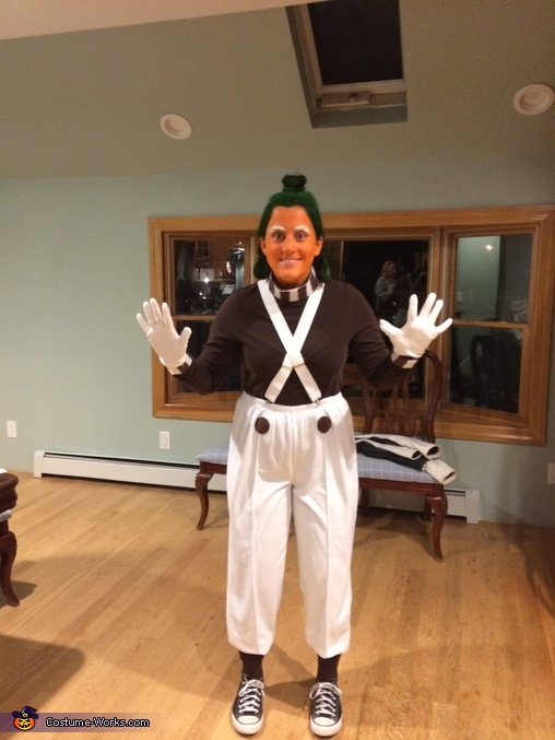 Oompa Loompa, Willy Wonka and Oompa Loompa Costume