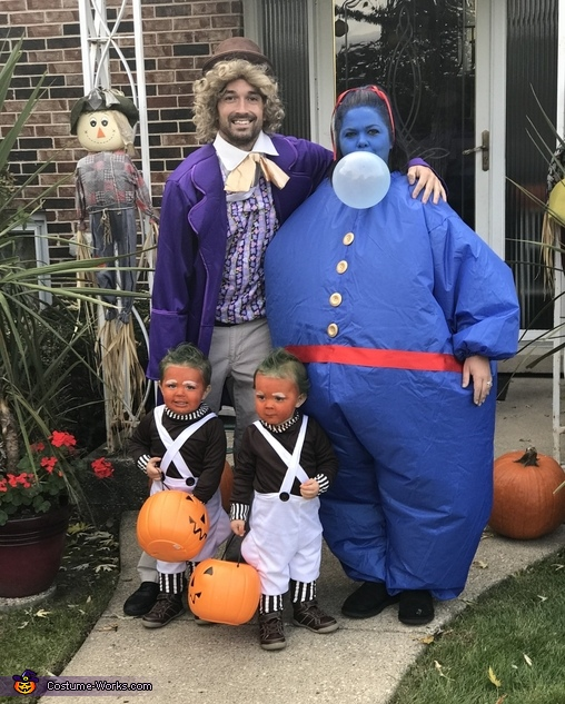 Willy Wonka and the Chocolate Factory Costume