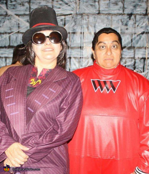 Willy Wonka Johnny Depp Costume