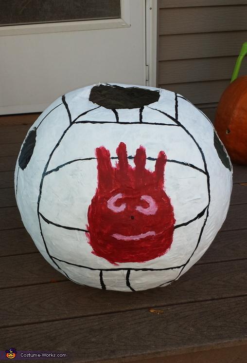 Front, Wilson Costume