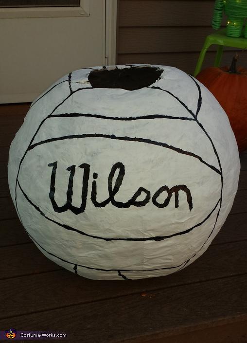 Back, Wilson Costume
